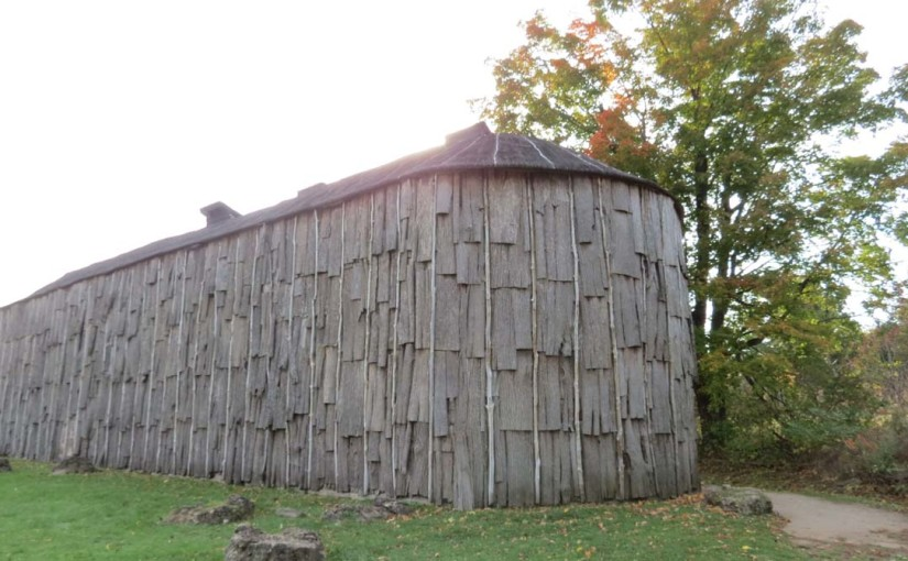 Longhouse Iroquois