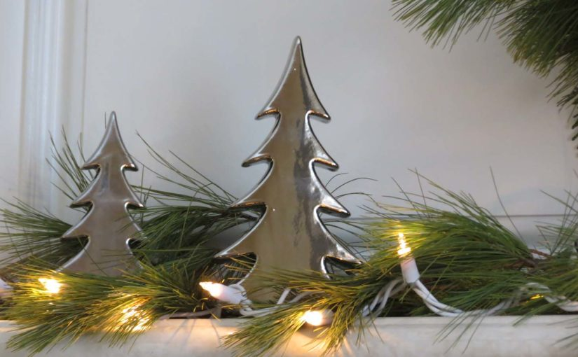 Decoration with Pine Needles
