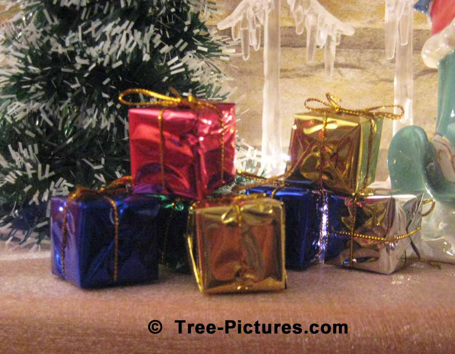 Christmas Tree: Miniature Christmas Decorations | Christmas Trees at Tree-Pictures.com