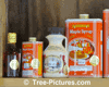 Canada Maple Syrup: It takes forty gallons of clear watery sugar maple tree sap to produce one gallon of maple syrup| Tree:Maple+Sugar+Syrup at Tree-Pictures.com