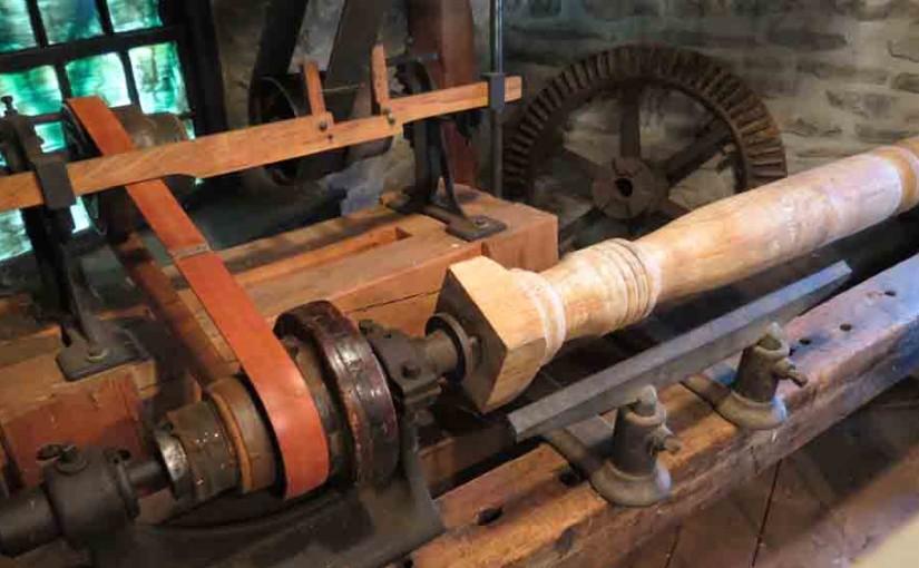 Wood turn