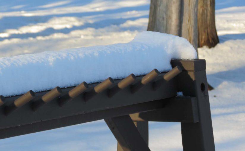 Rack Wood Ski