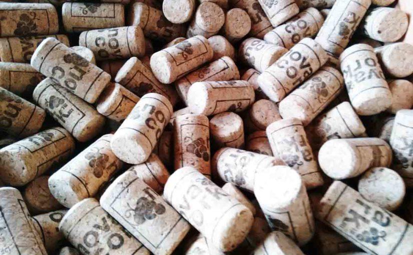 Wine Corks o Oak Oak Cork